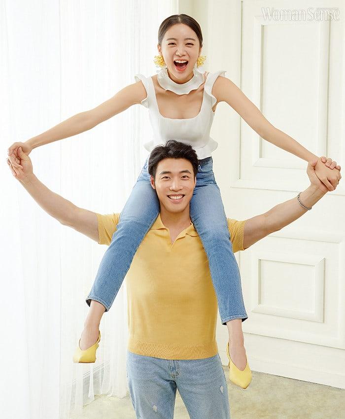 禹惠林和未婚夫申敏哲分享对未来孩子的期待