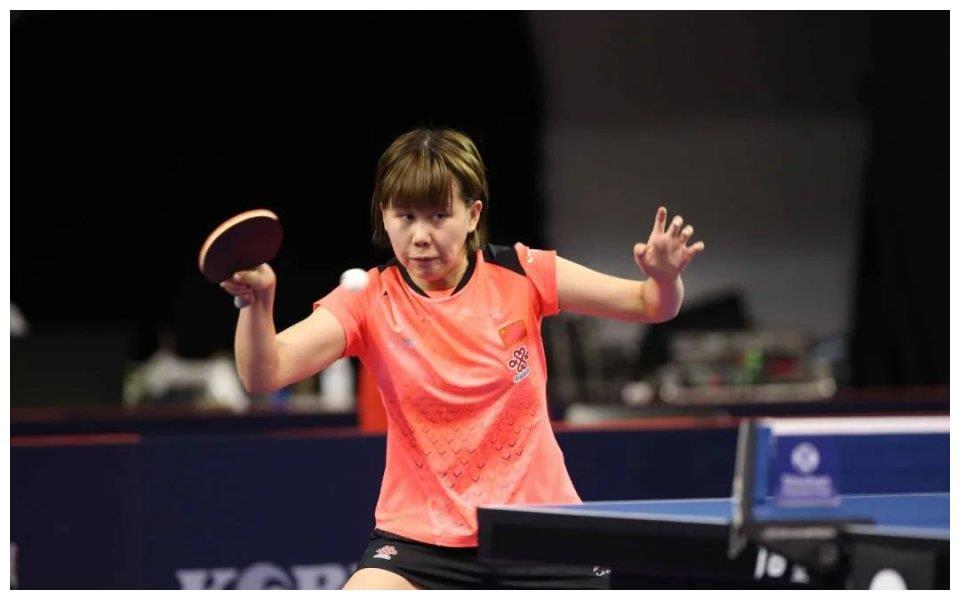 恭喜!國乒23歲世界冠軍免試就讀研究生,去年連贏伊藤美誠奪雙冠