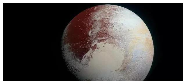太阳系内最神秘的天体——冥王星,表面反差最大,公转轨道反常