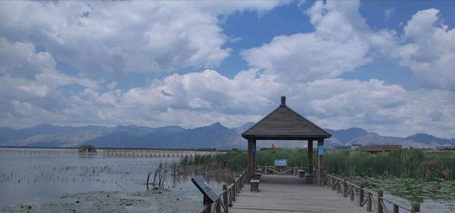 包头哈素海天鹅堡_呼和浩特的内陆湖,曾经几度面临干涸,如今相当于5个西湖 ...