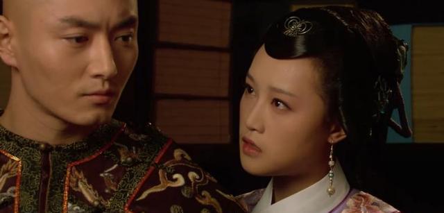 甄嬛传:瑛贵人早已破了身子,你看她入宫前,浣碧说了啥?