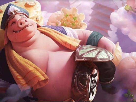 猪打边路是真的强,但并非无解,李信完克他,吕布随便打!