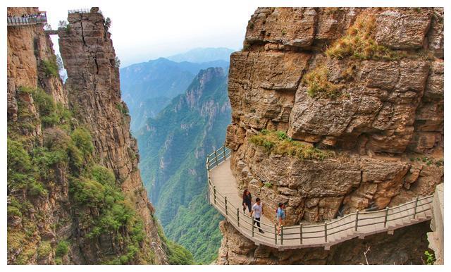 中国唯一大理岩峰林地貌位于河北,有小黄山美誉,是夏日避暑胜地