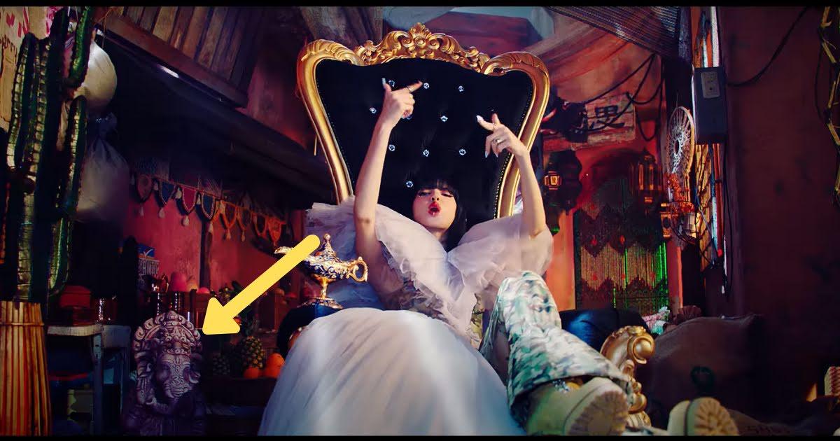 BLACKPINK《How You Like That》MV因使用印度神格涅沙而备受争议