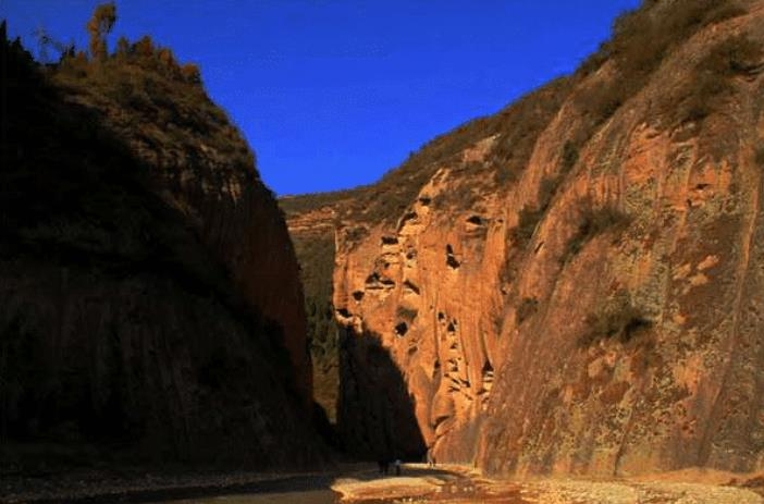 """陕西""""最无助""""景区!名字以河南城市命名,被游客误认为在河南"""