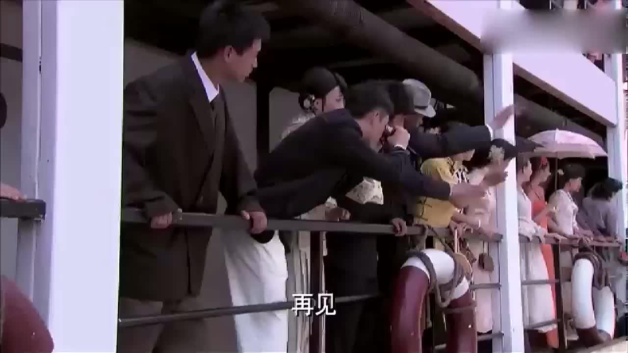 海上孟府:大小姐脾气发作!气的把人家望远镜直接扔了,过分了!
