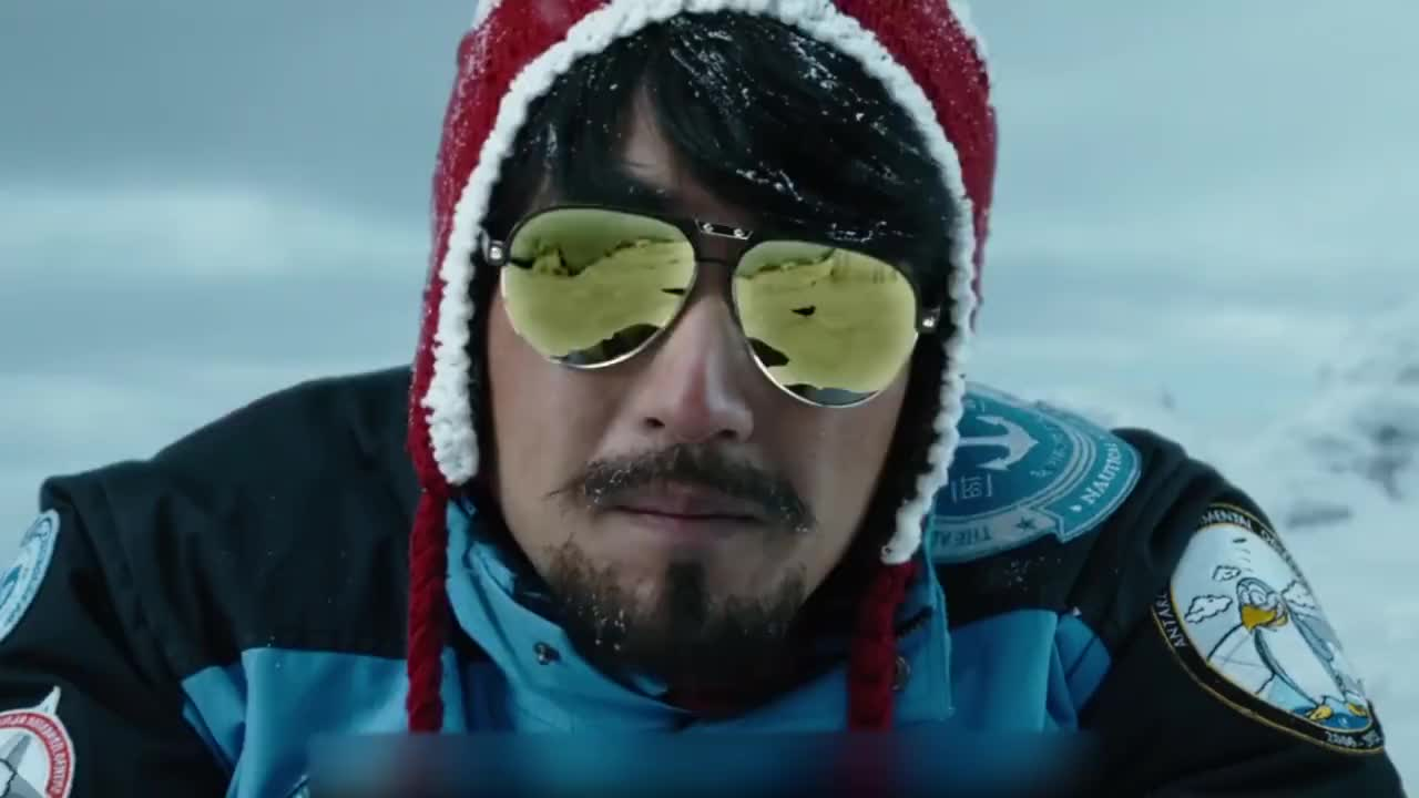 零下25度,一个人在南极突发雪崩,他竟然逃出去了!