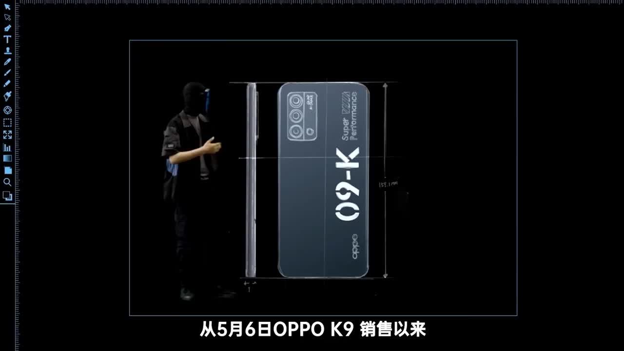 """""""千元小钢炮""""名不虚传,看看各大平台用户对OPPO K9评价"""
