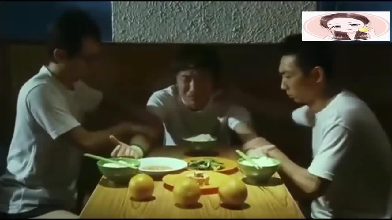 粤语原声:郑中基不想考警察,故意捣乱让邓梓峰革走他!