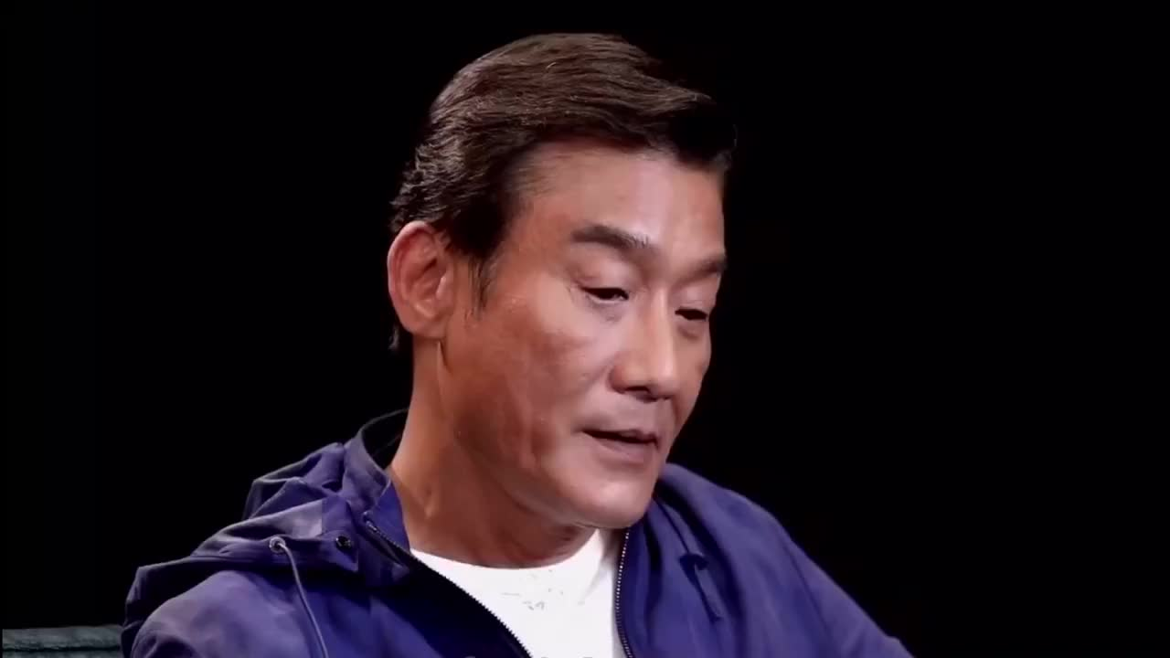 梁家辉:当年跟甄子丹决斗,满手是伤