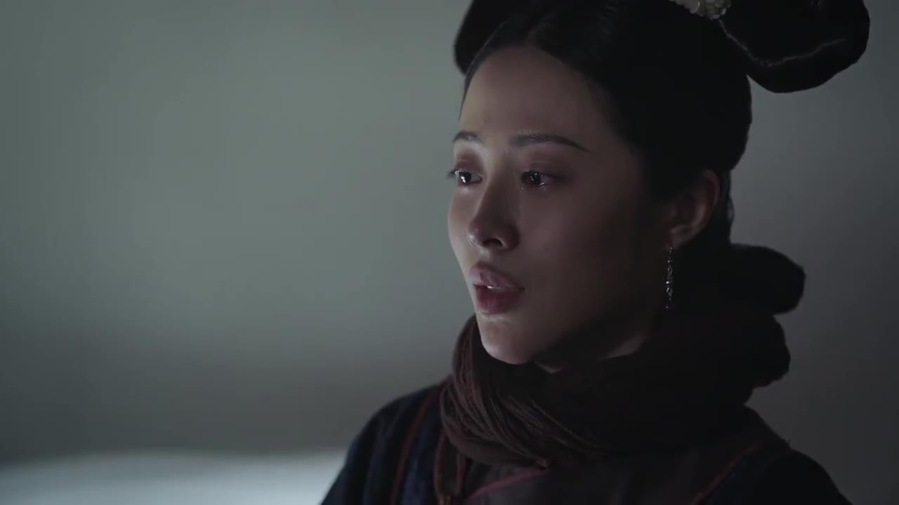 如懿传:如懿看不起卫嬿婉,觉得她是个不念旧情的人!