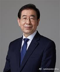 韩国首尔市长朴元淳失联尸体找到已确认死亡