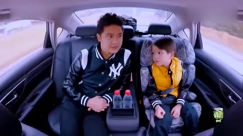 爸爸4:小亮仔脸盲分不清安吉和庆庆,田亮:你是有健忘症吗!