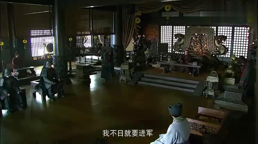 """三国:颜良连斩曹操两大将,曹操瞬间慌了:""""快去请关羽!"""""""