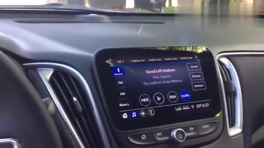 视频:新提的雪佛兰迈锐宝,坐进车内了解完配置
