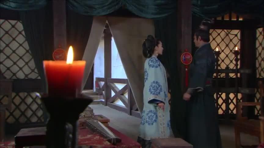 精忠岳飞:韩世忠给梁红玉一个惊喜,梁红玉弟弟安然无恙回来了!