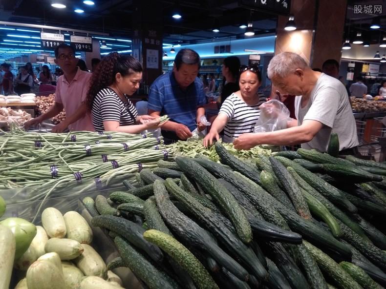 6月全国菜价上涨 疫情可能是菜价上涨的真正原因