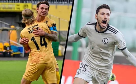 QS唯美/每日足球 欧冠杯 - 华沙莱吉亚 VS 搏多格林特