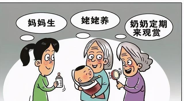 """实拍""""中国式姥姥""""的一天让人动容,从早忙到晚,比年轻人上班累"""