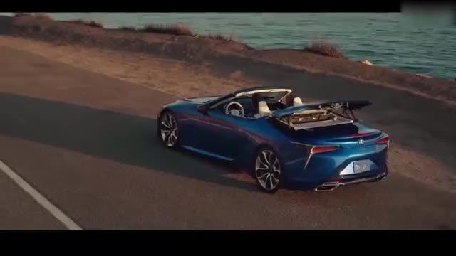 视频:雷克萨斯lC500混剪,令优雅与动能