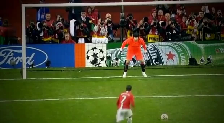 足球史上最让人难为的9大点球时刻,最具有传奇色彩的点球瞬间
