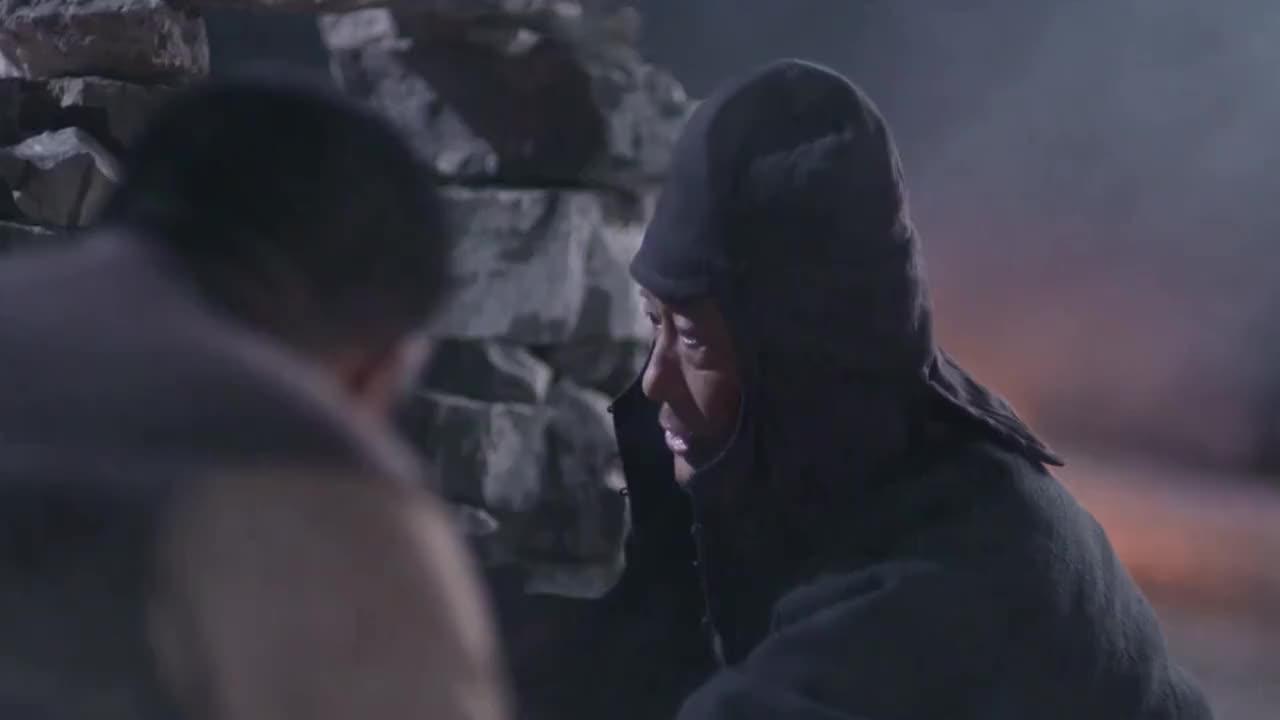 老农民:马静贤获得敌人的信任,跑出村去报信,大胆终于相信他了