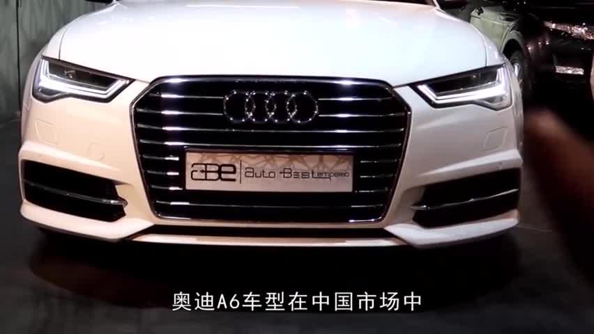 视频:奥迪A6疯了,在高速公路上飙速,真的很霸气!