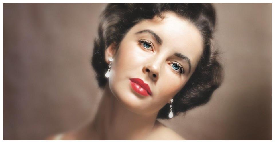 《埃及艳后》伊丽莎白·泰勒:一生结婚八次,最长十年,美女任性
