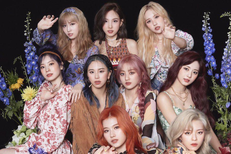 TWICE凭借《MORE & MORE》打破韩国女团Gaon榜专辑销量纪录