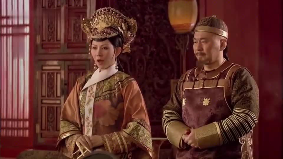 甄嬛传:为了省些银两支援前线,皇上下令裁员,真是勤俭节约