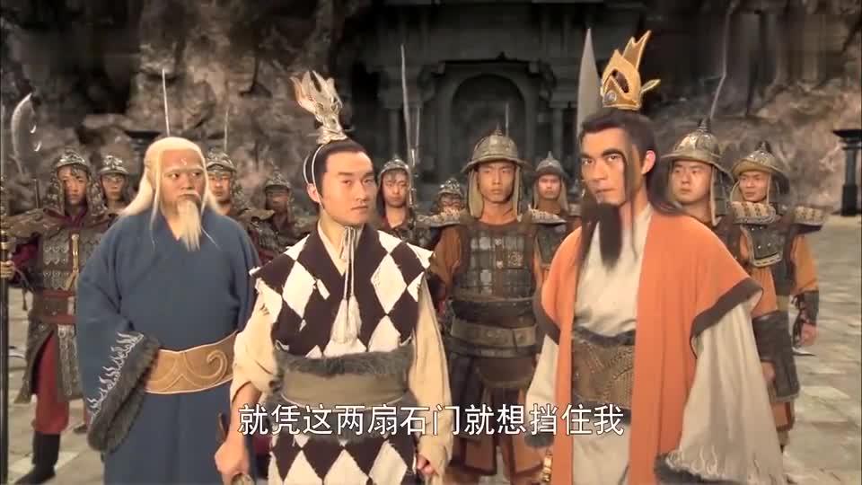 石敢当:兄弟俩下棋,一下就是一千年,身边战士都被熬成了白骨