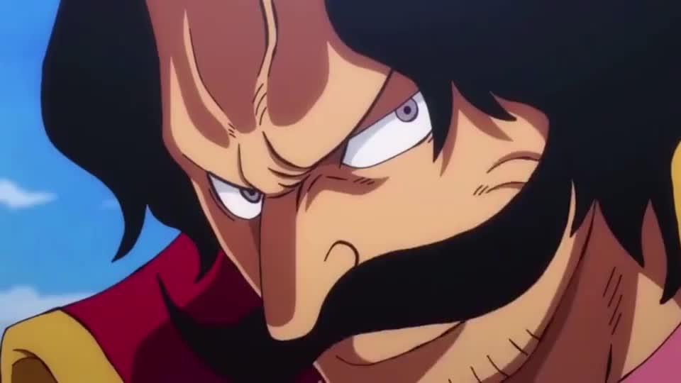 海贼王:罗杰对战白胡子,这实力要放在顶上战争,就没赤犬啥事了