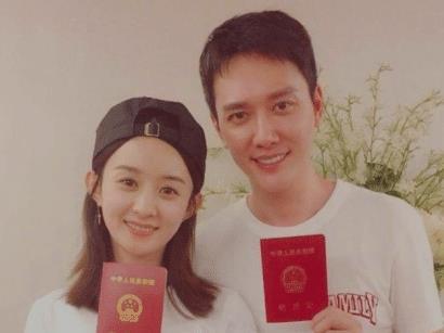 娱乐圈最标准款的离婚!冯绍峰和赵丽颖复婚无望各自飞。