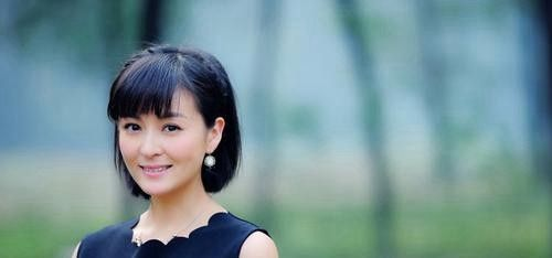戴娇倩,中国内地影视女演员,精致的五官,甜美的气质,楚楚动人
