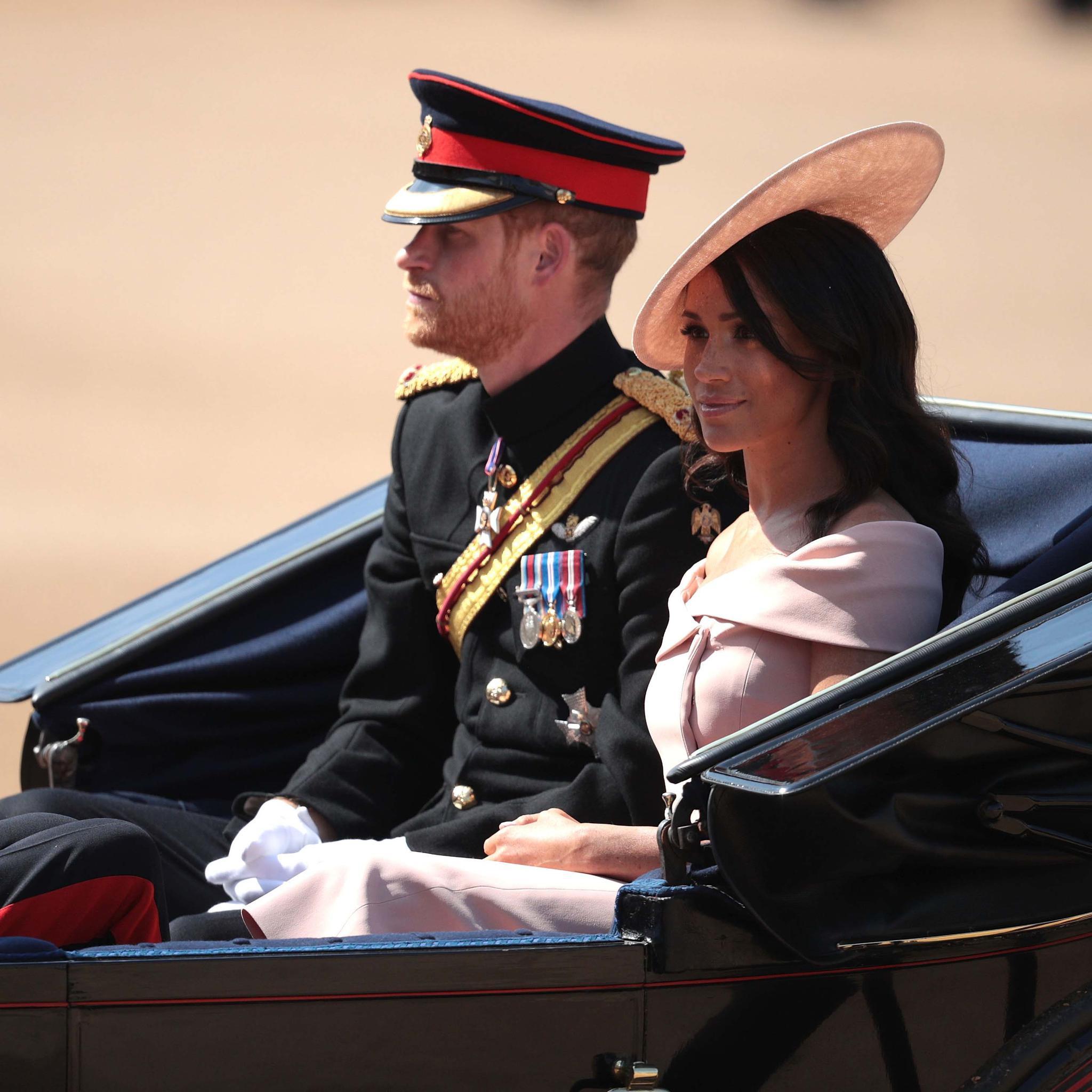 因新冠英国王室公务困难或叫哈里回归 而报媒调查88%用户表示可以不回来