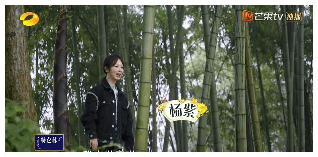 杨紫做客《向往5》,与张子枫彭昱畅热聊,张艺兴坐一旁插不上话