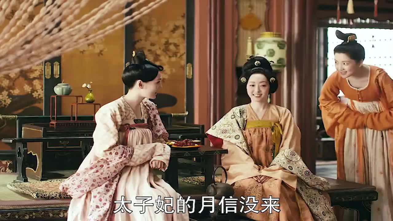 骊歌行:太子妃有孕,利用傅柔阻止陆盈盈成为太子妾
