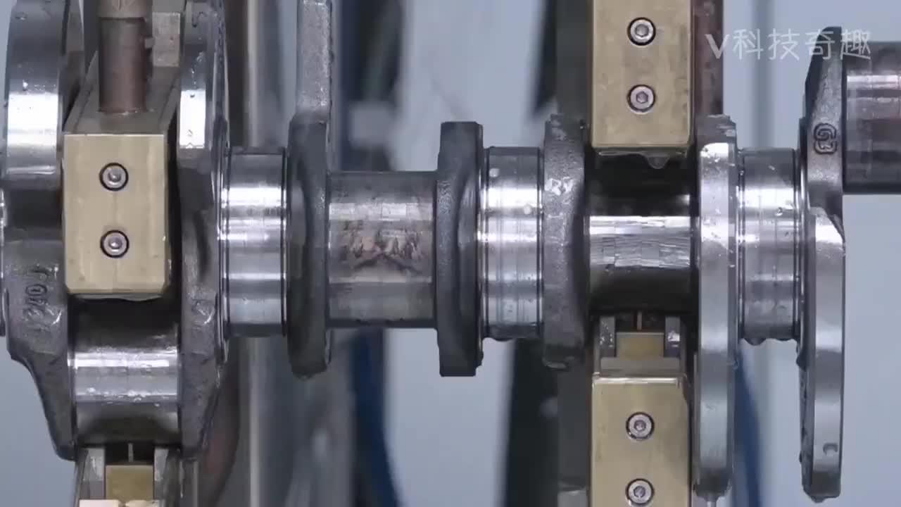 令人敬畏的工厂机械制造过程!高端的生产工艺,看完后不得不服