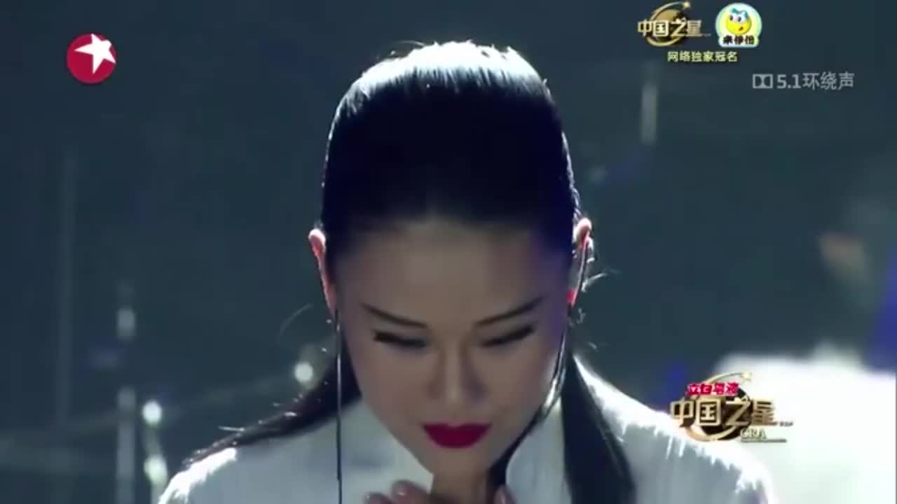 中国之星:刘欢的眼光错不了,来个徒弟就征服林忆莲,嗓子真好!