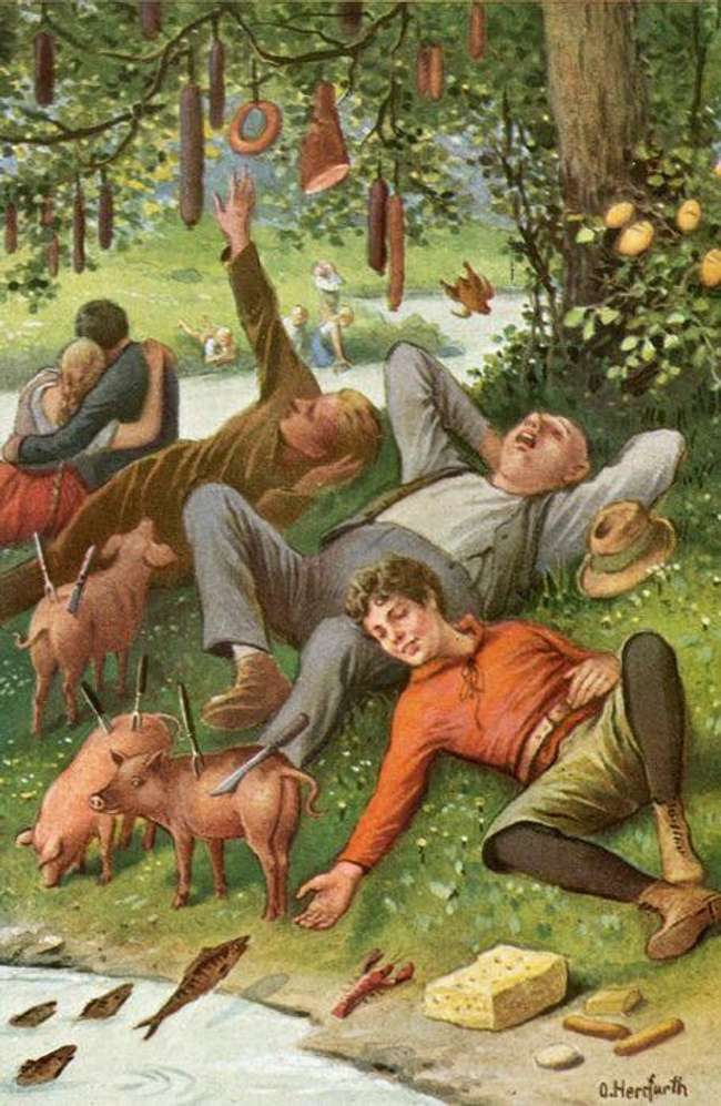 揭秘中世纪的农民,幻想出来的完美乌托邦真相