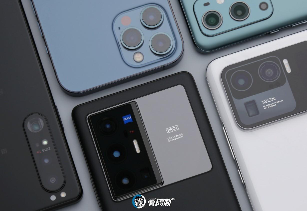 硬碰硬,vivo X70 Pro+、小米11U、一加9P、iPhone拍照对比