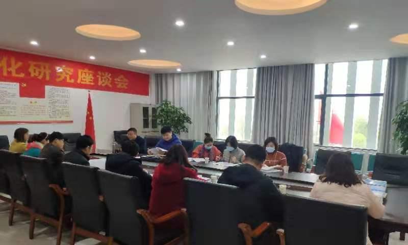 湖北省文化厅评估组来阳新县开展全国第五次文化馆评估定级工作