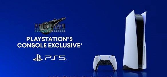 《最终幻想7:重制版》发布最终预告:PS5独占半年