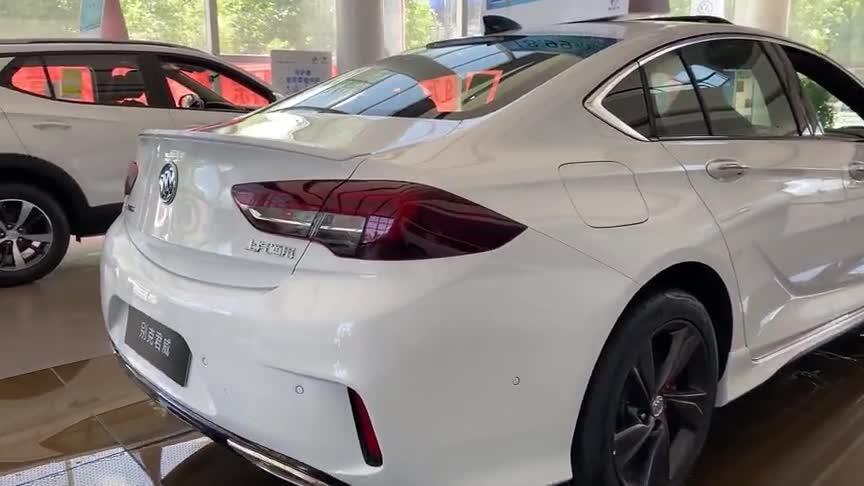 视频:别克终于亮出底牌,新车比宝马5系还漂亮,2.0T9AT让奔驰嫉妒