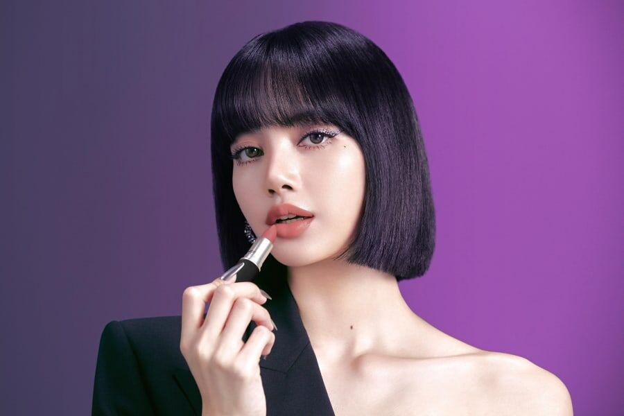 BLACKPINK的Lisa成为MAC化妆品的全球大使