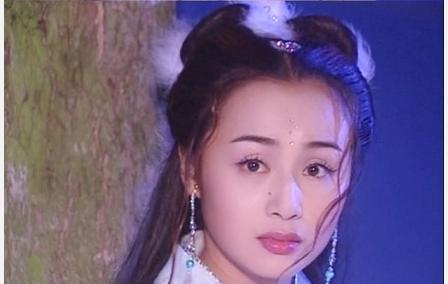 曹颖的霍水仙,柏雪的小仙女,刘亦菲的赵灵儿,刘丹的含香,谁美