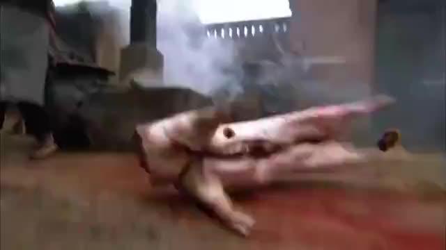 水浒传:杀猪的也敢称镇关西鲁智深直接怒了,你算是个什么东西