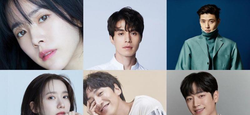 《新年快乐》神仙阵容让人吃惊:李栋旭,允儿,李光洙,韩志旼等
