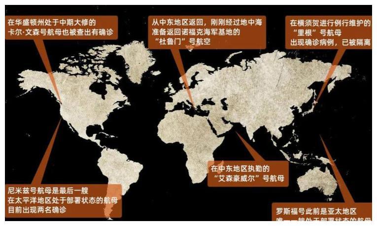 """全球死亡已超11万,继美国4艘航母""""沦陷,""""又一国航母""""中招"""""""