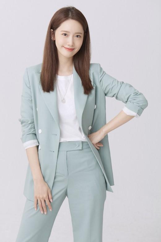 少女时代林允儿出演新电视剧《Hush》与黄晸玟共演